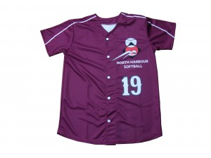 baseball red front
