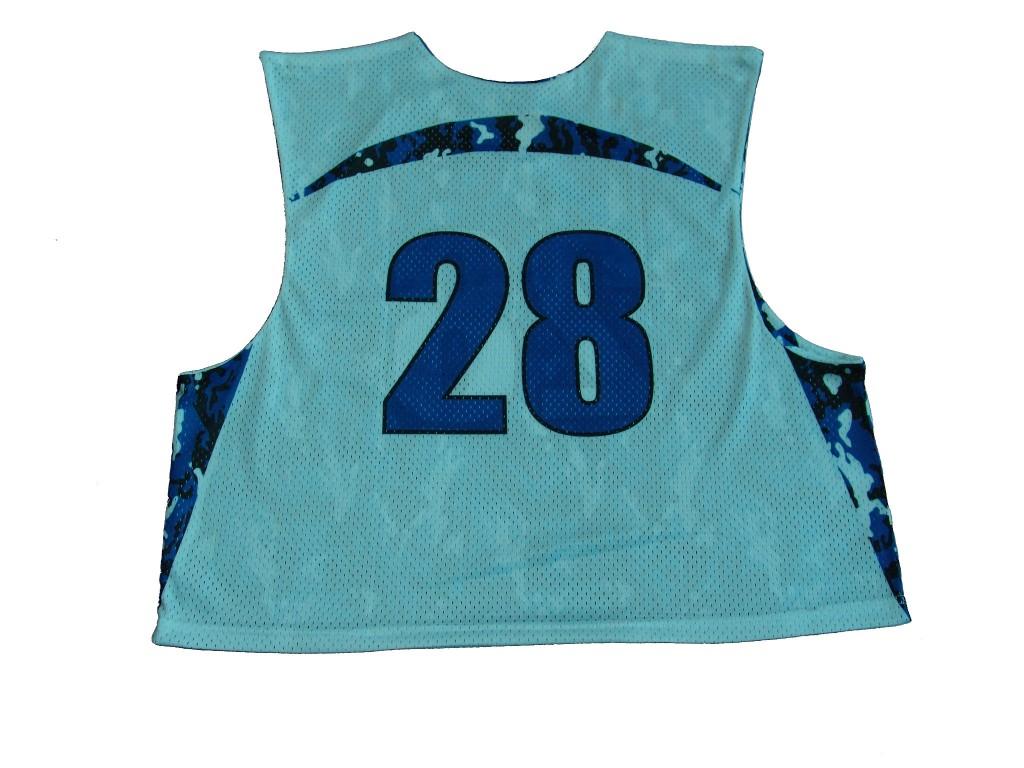 Lacrosse reversible Vest DSC04412