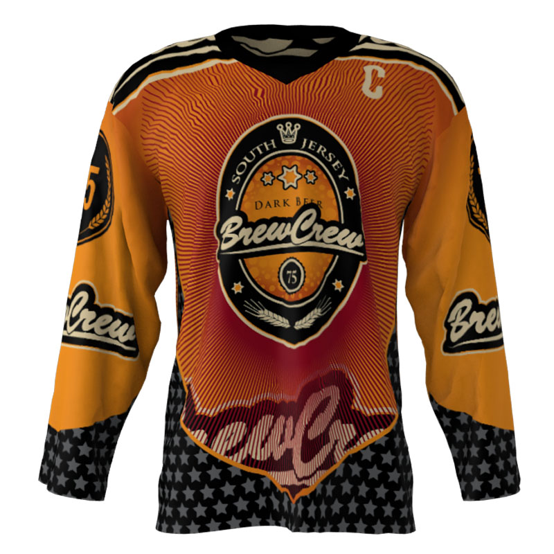 Ice Hockey Jersey-026