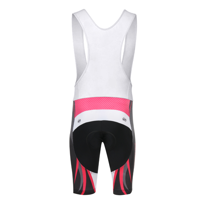 Cycling BIB Shorts Back