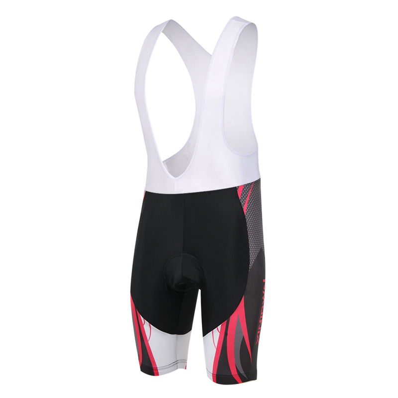 Cycling BIB shorts front