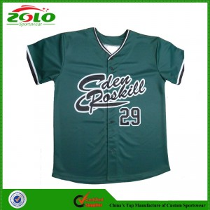baseball jersey 008
