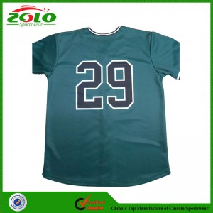 baseball jersey 008-2